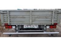 Задняя защита-ограничитель УАЗ-ПРОФИ