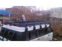 Багажник экспедиционный Аллигатор на УАЗ 452