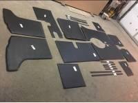 Обивка салона жесткая 452 комплект 20 предметов