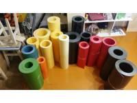 Пластик для изготовления защит, брызговиков (ширина 38 см), 0,5 м