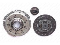 Комплект сцепления ЗМЗ-409 аналог 624 3186 09 (с муфтой 3160-00) (3163-80-1601006-00)